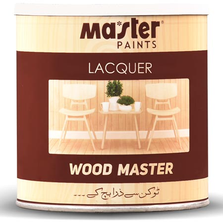 Gloss Lacquer Wood Master