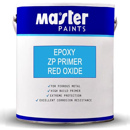 Epoxy ZP Primer Red Oxide