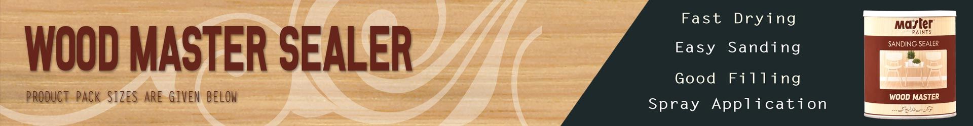 Wood Master Sealer