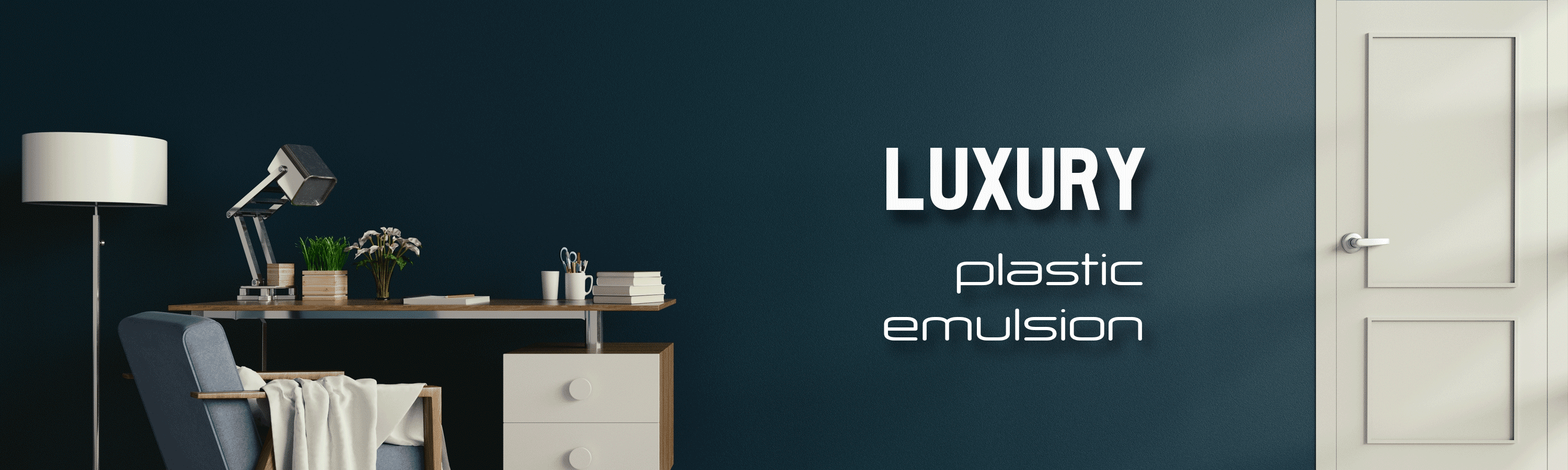 Luxury Plastic Emulsion