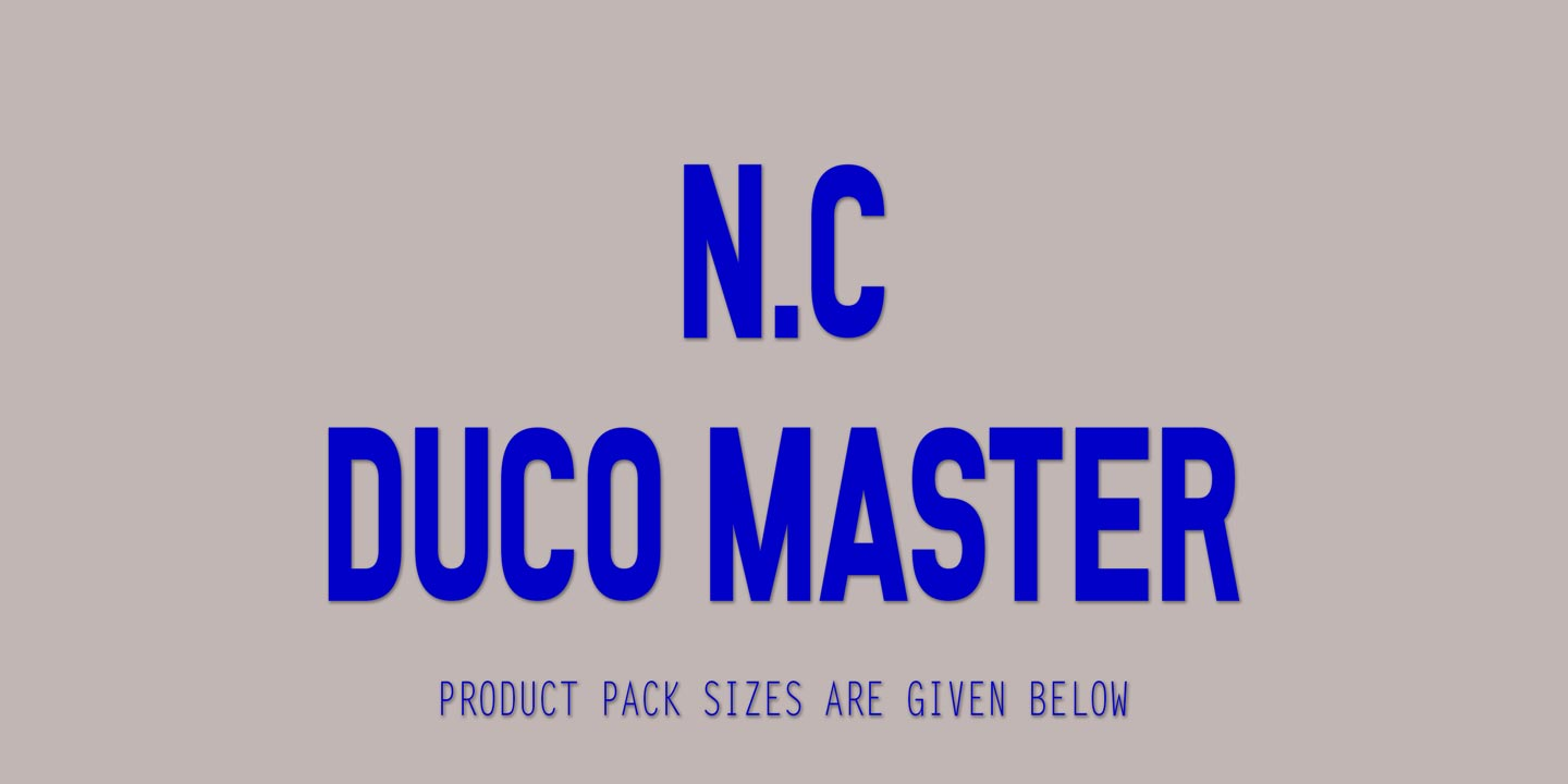 Duco Master