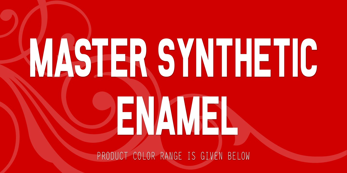 Master Synthetic Enamel