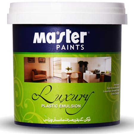Master Luxury Plastic Emulsion