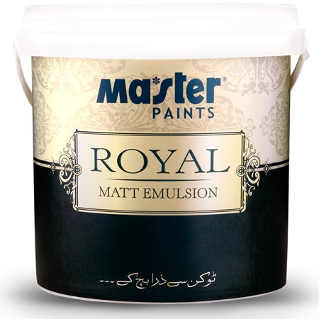 Master Royal Matt Emulsion