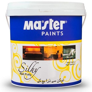 Silky Wall Putty
